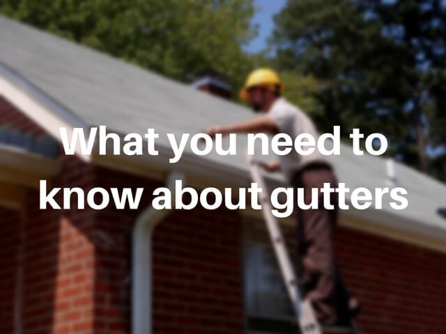 Gutters and Downpipes Newcastle